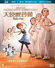 Ballerina 2D + 3D (Region A Blu-ray) (Hong Kong Version / English Language. Cantonese Dubbed) French Animation aka Leap! 天使愛芭蕾