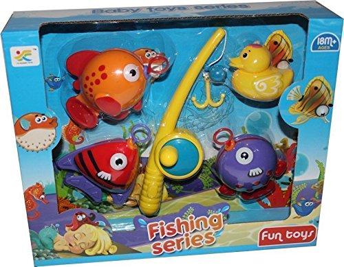Guangdong Five Star Toys Co Ltd 54133 Jeux de pêche
