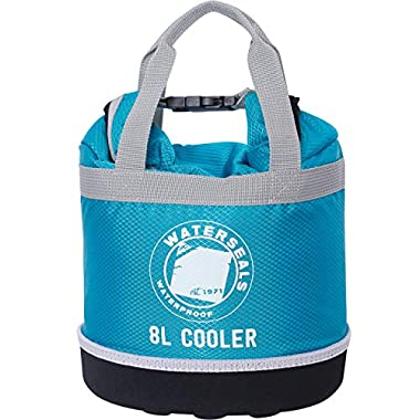 KickIce Dry Bag + Soft Cooler with PVC Free Leakproof Lining + Rolltop Closure for Kayaking, Beach, Rafting, Boating…