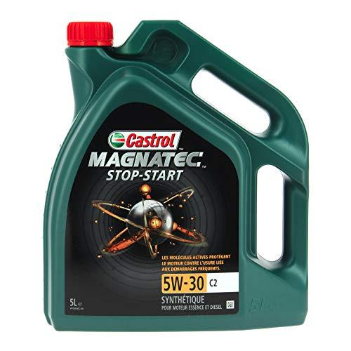 Für Dieselmotoren im Giulia: CASTROL Magnatec, Stop-Start C2 Motoröl