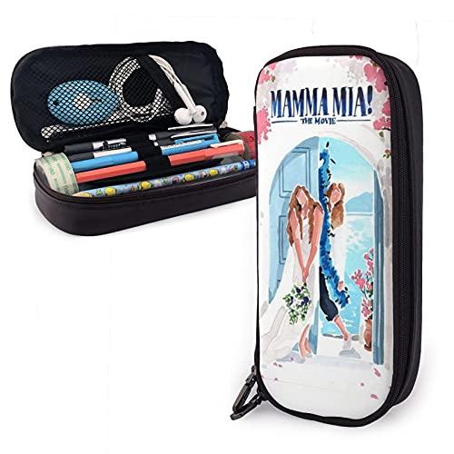 Love Film Merchandise Meryl Streep Mamma Mia here we go Again Harry Bright Donna Party Theme Pencil Bag Bolsa de cosméticos Artículos de tela para niños, niñas, niños, estudiantes