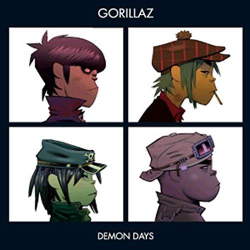 Gorillaz: Demon Days [Vinyl LP] (Vinyl (Standard Version))
