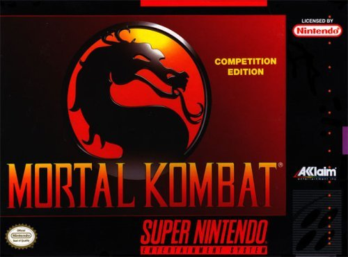 Mortal Kombat (Renewed)