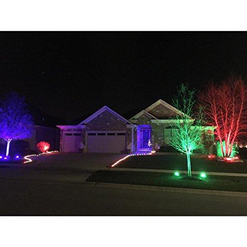 Westinghouse Lighting 3315100 100-Watt Equivalent PAR38 Flood Blue Outdoor Weatherproof LED Light Bulb with Medium Base, Single 33151