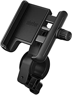Segway Ninebot Phone Mount, Adjustable Electric Scooter eMoped Bicycle Handlebar Phone Holder, Fits All iPhone's, 12, 11, ...