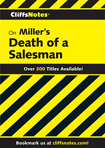 CliffsNotes on Miller's Death of a Salesman (English Edition)