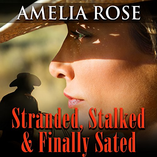 Stranded, Stalked and Finally Sated audiobook cover art