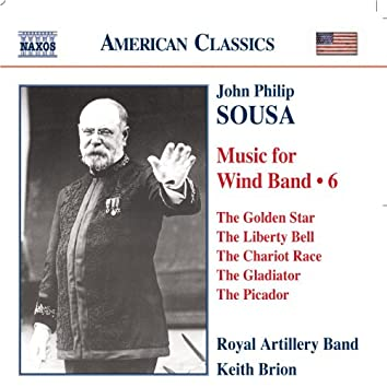 SOUSA: Music for Wind Band, Vol.  6