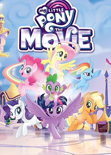 My Little Pony: Movie Adaptation (English Edition)