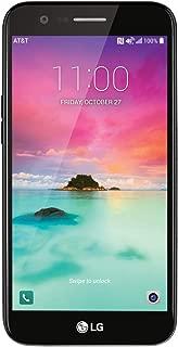 "LG K20 M255 (16GB, 1.5GB RAM) 5.3"" Full HD Display, Dual Camera, 2800 mAh Battery, 4G LTE GSM Unlocked Android Nougat 7.0 Smartphone (Black)"