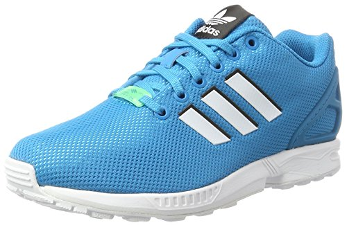 adidas Originals Herren Zx Flux Sneaker, Blau (Bold Aqua), 40 EU