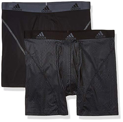 2. Adidas men's Sport Performance Boxer Briefs Underwear