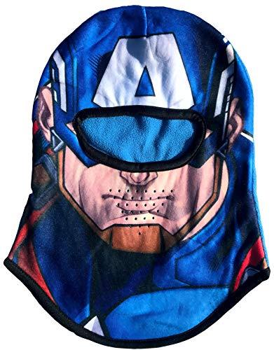 Marvel Avengers Sturmhaube für Jungen Mütze Wintermütze