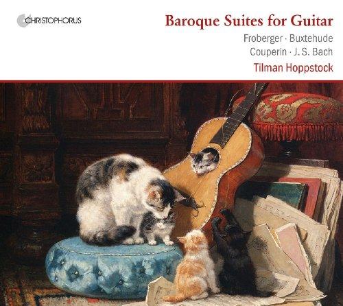 Suites Barrocas Para Guitarra: Obras De Froberger, Buxtehude