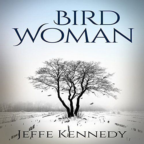Birdwoman audiobook cover art