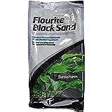 Seachem Fluorite Black Clay Gravel, 7.7 Lb