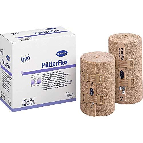 PÜTTER Flex Duo Binde 8/10 cmx5 m 2 St Binden