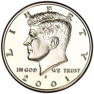 2007-S Silver Proof Kennedy Half Dollar