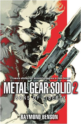 Metal Gear Solid Volume 2: Sons Of Liber: Vol. 2