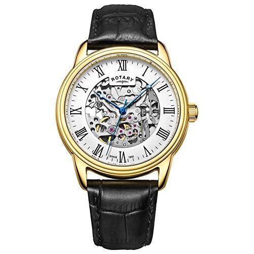 Rotary GS03036-01 Reloj de Hombres