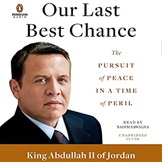 Our Last Best Chance audiobook cover art