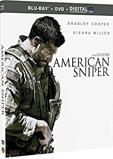 American Sniper [Combo Blu-Ray + DVD + Copie Digitale] (B00TQPO5AG) | Amazon price tracker / tracking, Amazon price history charts, Amazon price watches, Amazon price drop alerts
