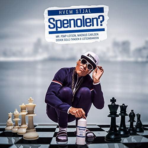 Mr. Pimp-Lotion, Magnus Carlsen & Didrik Solli-Tangen feat. Lotionbanden