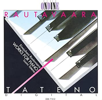 Rautavaara, E.: Piano Music - The Fiddlers / Icons / Piano Sonata No. 1 / Etudes