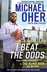 best sports books written by athletes michael oher i beat the odds