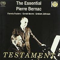 Essential Pierre Bernac by VARIOUS ARTISTS (1999-03-01)
