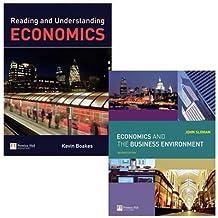 Online Course Pack:Economics and the Business Environment/Reading and Understanding Economics/cwg st crd:Sloman Economics ...
