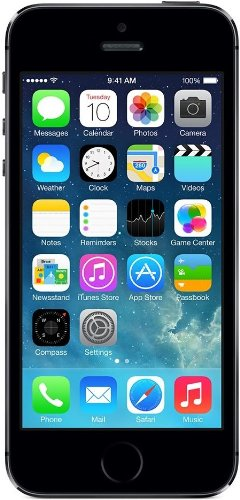 Apple iPhone 5S 16GB Argento...