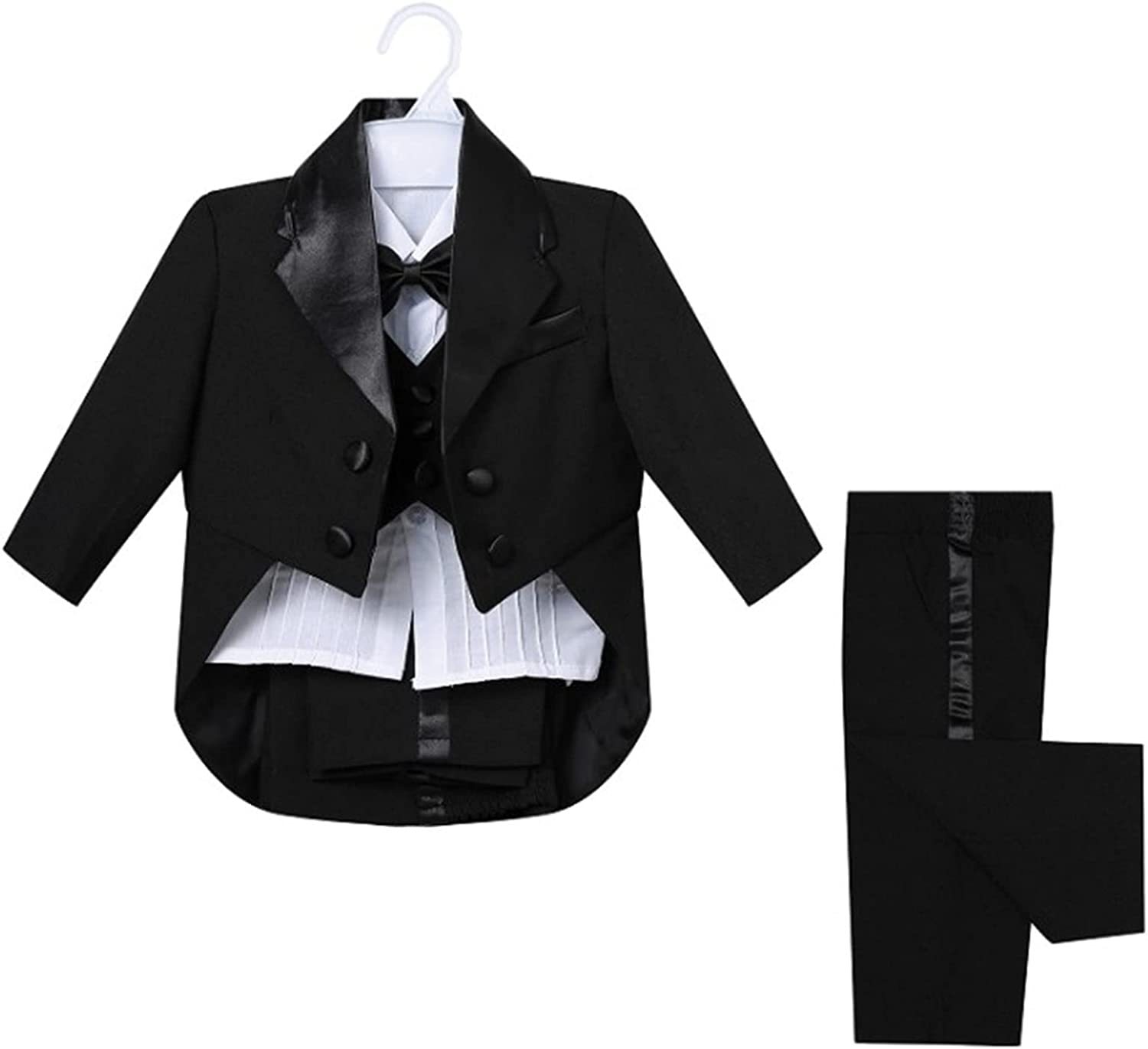 Large special price JEATHA Baby Boys Wedding Oakland Mall Christening Suits Blazer Tuxedo Formal