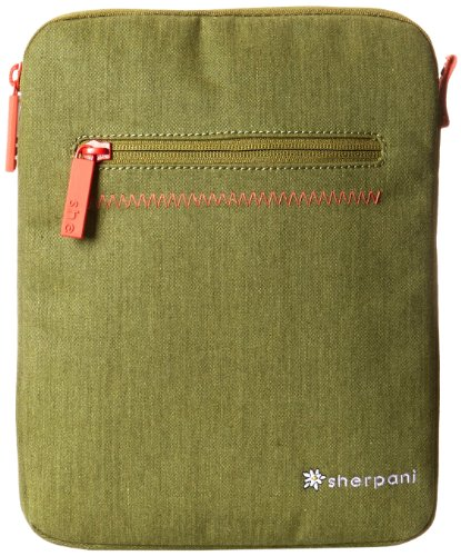 Sherpani Sync Tablet Sleeve Tablet Sleeve Olive One Size