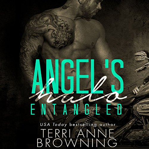 Angel's Halo: Entangled audiobook cover art