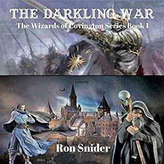 The Darkling War cover art