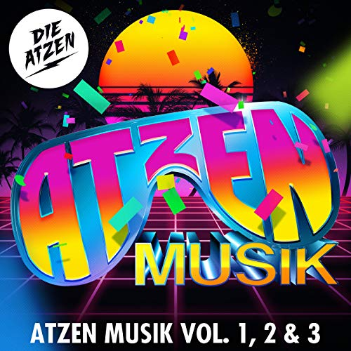 Atzen Musik Vol.1, 2 & 3