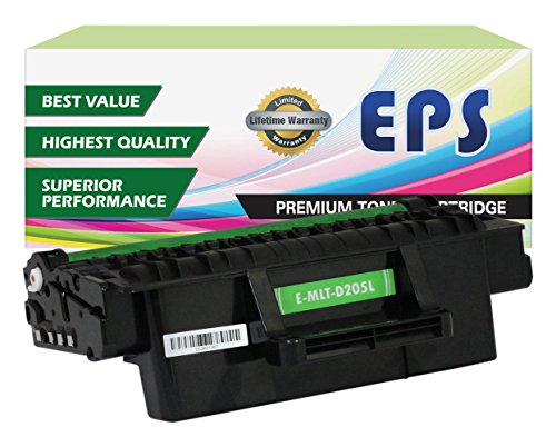 EPS Compatible Toner Cartridge Replacement for Samsung MLT-D205L - High Yield