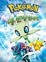Pokemon 4ever The Movie Celebi Voice Of The Forest 2001