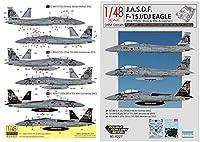 DXMデカール 1/48 航空自衛隊 F-15J 201SQ 30周年 プラモデル用デカール 81-4227