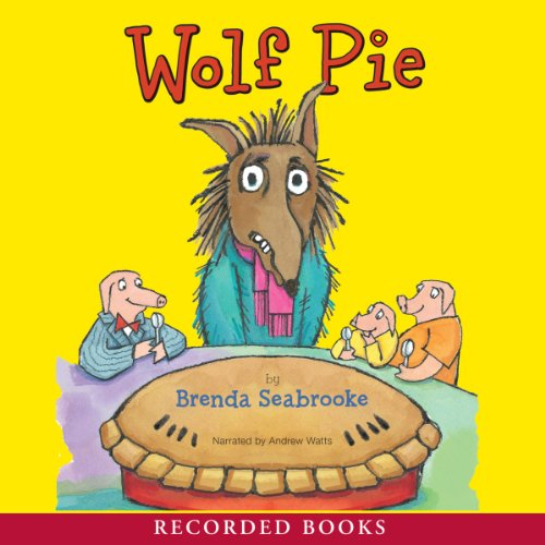 Wolf Pie audiobook cover art