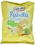 reis-fit Risbellis Reis Cracker Apfel & Zimt , 1er Packung (1 x 40 g) parent -