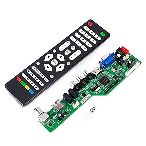 Schnelle Wartung des Audio Monitor-Treibercontrollers, praktisch Schnell Installation der benutzerfreundlichen LCD-Controller-Karte für 1920 x 1080 High Screen 7-55 Zoll Lvds-Bildschirm