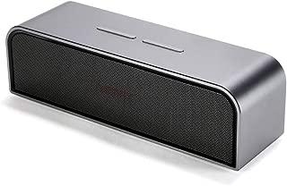 REMAX Wireless 4.0 Bluetooth Speaker Metal Desktop bookshelf AUX USB RB-M8