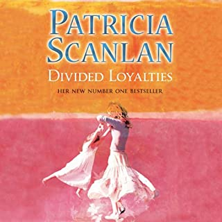 Divided Loyalties audiobook cover art