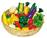 Obst und Gemüse, Kaufladen-Zubehör