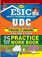 Kiran's ESIC UDC Phase-II (Main) Online Exam Practice Work Book