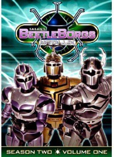 Beetleborgs Metallix: Season 2, Vol. 1 [RC 1]