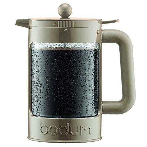【正規品】 BODUM ボダム BEAN フレンチプレス アイスコーヒーメーカー 1.5L サンドベージュ K11683-133