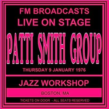 Live On Stage FM Broadcasts - Jazz Workshop, Boston MA  9th January 1976 (Live)